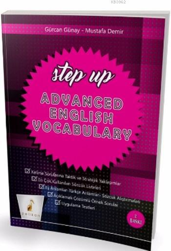 Step Up Advanced English Vocabulary