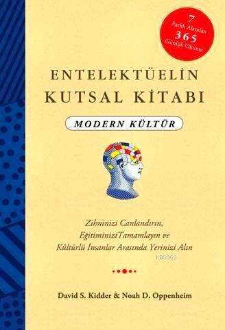 Entelektüelin Kutsal Kitabı: Modern Kültür