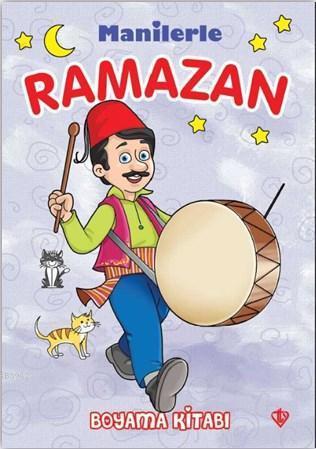 Manilerle Ramazan Boyama Kitabı