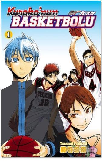 Kuroko'nun Basketbolu Cilt 1