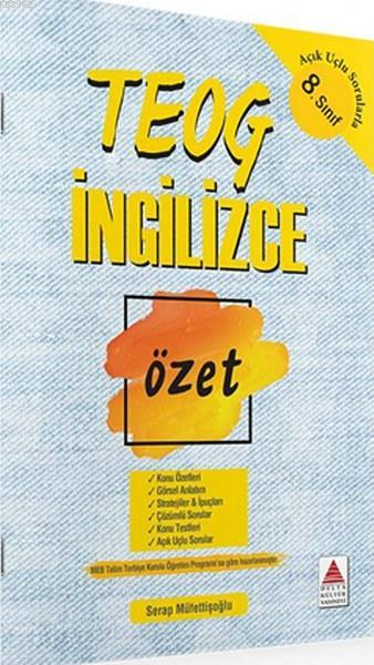 8.Sınıf TEOG İngilizce Özet