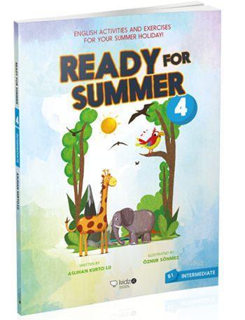 Ready for Summer - 4; Intermediate (B1)