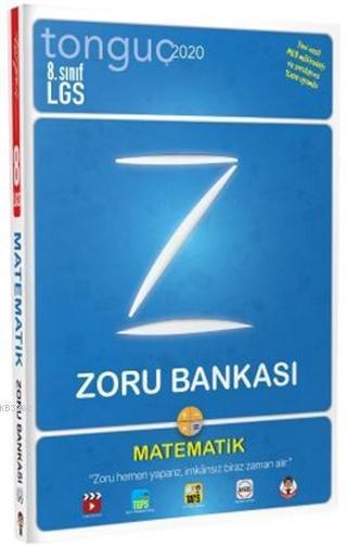 2020 LGS 8. Sınıf Matematik Zoru Bankası