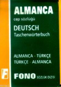 Almanca Cep Sözlüğü; Almanca-Türkçe / Türkçe-Almanca