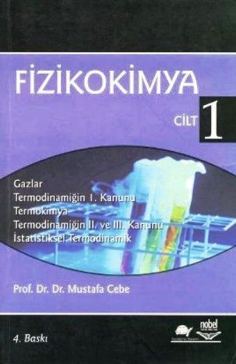 Fizikokimya Cilt 1