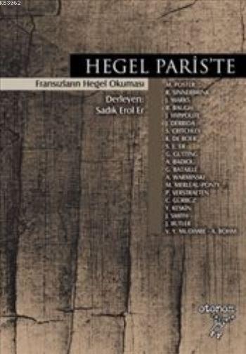 Hegel Paris'te