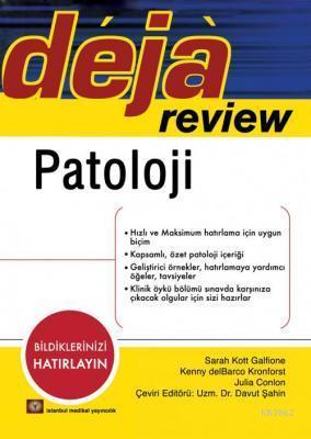 Deja Review Patoloji Tekrar