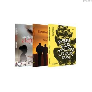Kemal Yılmaz Kitaplığı (3 Kitap); Ben Bir Yalan Uydurdum - Fidanların Büyütülmediği Mevsim - İstanbullu Elefteria (2. Baskı)