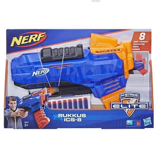 Nerf N- Strike Elite Rukkus E2654