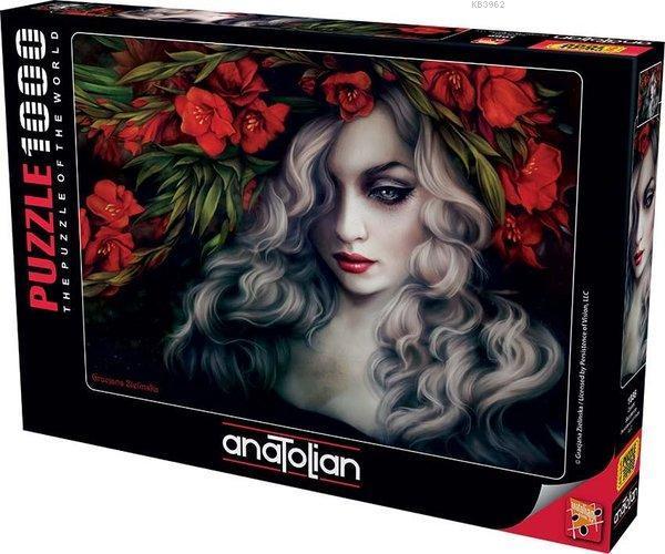 Anatolian-Puzzle 1000 Zarafet Saccharine
