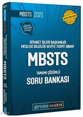 2021 Diyanet İşleri Başkanlığı Mesleki Bilgiler Seviye Tespit Sınavı MBSTS Tamamı Çözümlü Soru Banka