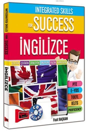 Integrated Skills For Success İngilizce 2015
