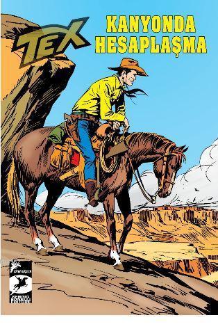 Tex Klasik Seri 40; Kanyonda Hesaplaşma / Şeytanın Mührü
