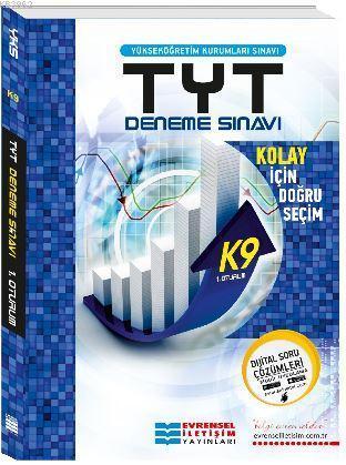 2018 TYT K9 1. Oturum Başlangıç Seviye Video Çözümlü Deneme Sınavı