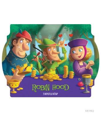 Robin Hood (3 Boyutlu Kitap)