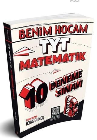 Benim Hocam Yayınları TYT Matematik 10 Deneme Sınavı Benim Hocam