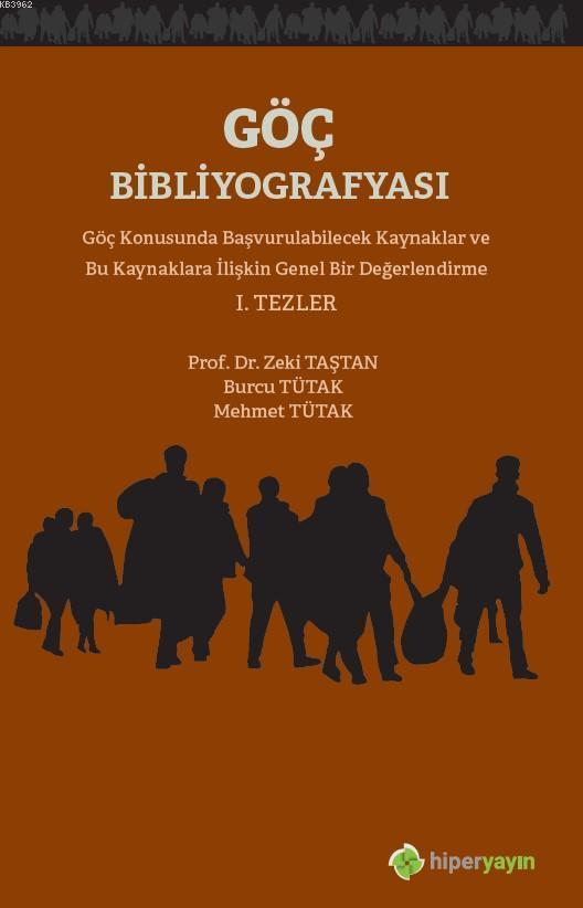 Göç Bibliyografyası