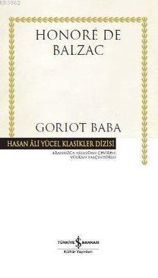 Goriot Baba (Ciltli)
