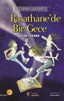 Rasathane'de Bir Gece; Kitabın Gizemi 1