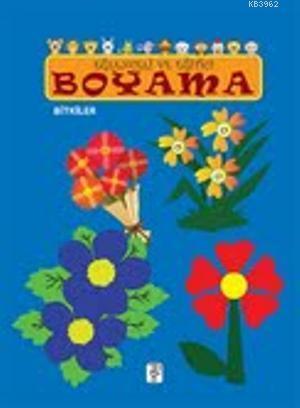 Eğlenceli ve Eğitici Boyama; Bitkiler