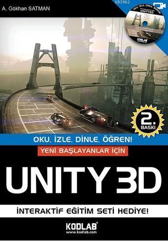 Yeni Başlayanlar İçin Unity 3D; İnteraktif Eğitim Seti Hediye!