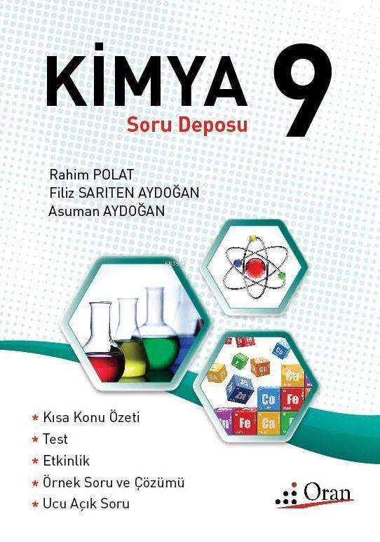 Kimya 9 Soru Deposu