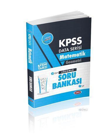 2019 KPSS Data Matematik Soru Bankası