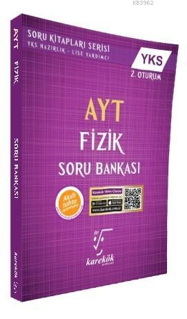 Karekök Yayınları AYT Fizik Soru Bankası Karekök