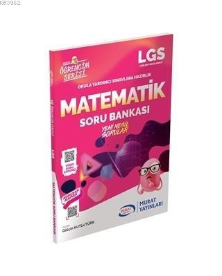 LGS Matematik Soru Bankası Öğrencim Serisi