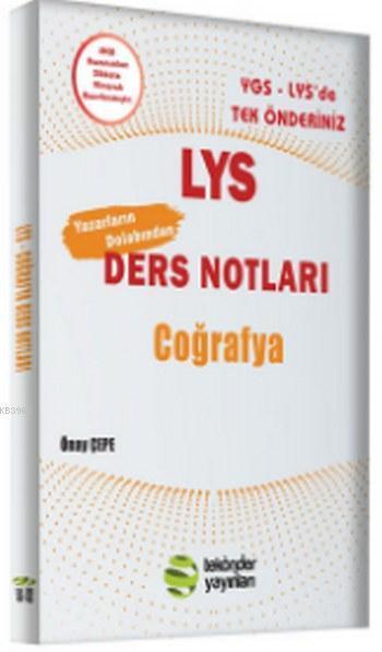 LYS Yazarların Dolabından Coğrafya Ders Notları