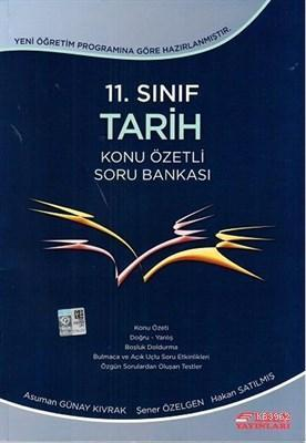 11.Sınıf Tarih Konu Özetli Soru Bankası