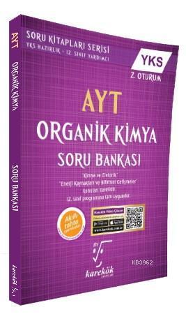 YKS Organik Kimya Soru Bankası