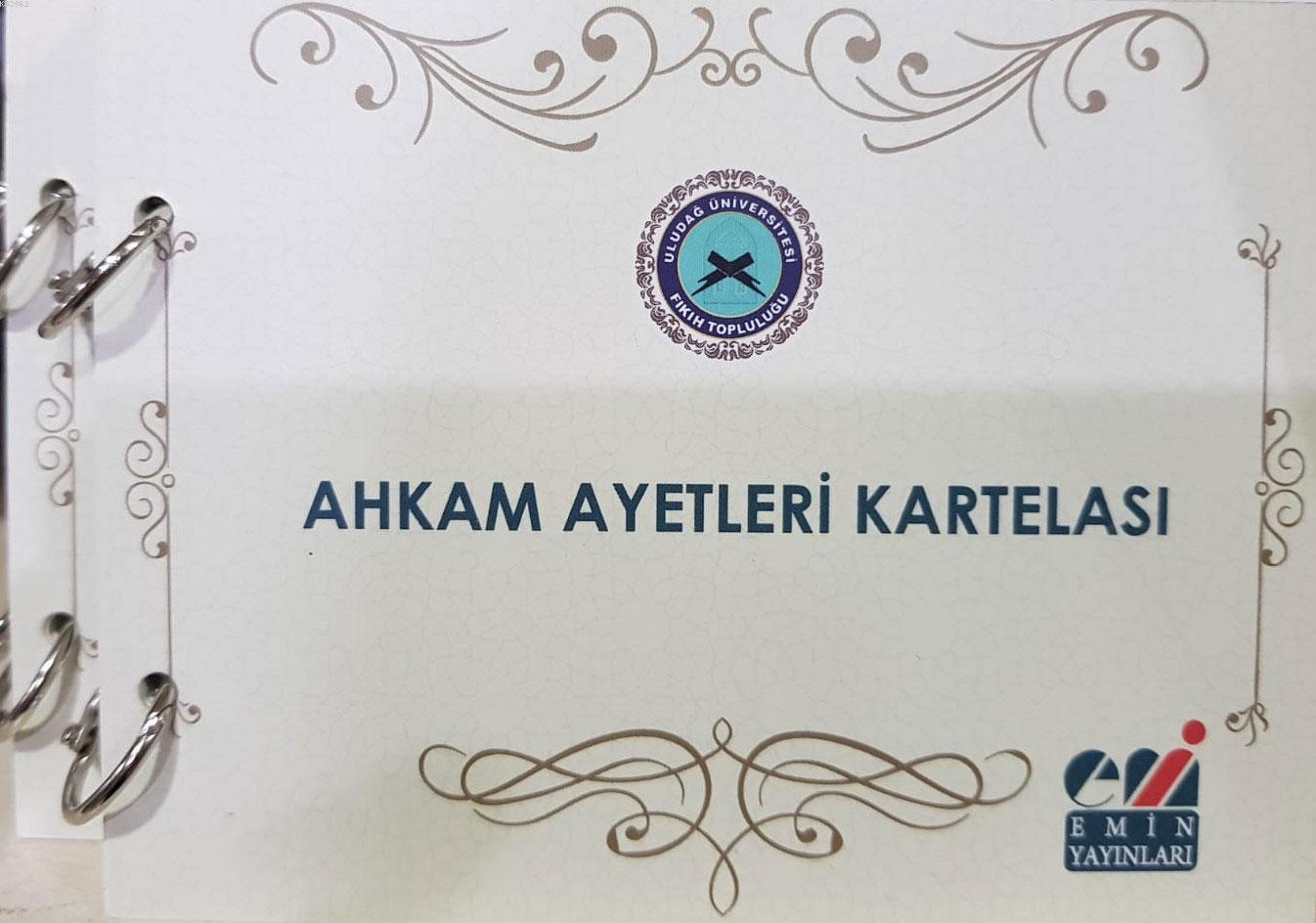 AHKAM AYETLERİ KARTALASI
