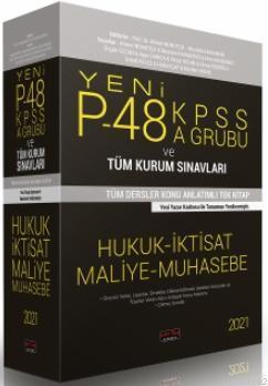 KPSS A Grubu ve Tüm Kurum Sınavları Tüm Dersler Konu Savaş Yayınları 2021