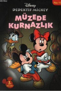 Dedektif Mickey - Müzede Kurnazlık