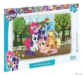 My Little Pony - Frame Puzzle 3 (35 Parça)