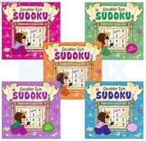 Çocuklar İçin Sudoku Seti - 5 Kitap Takım