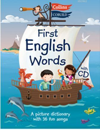 Collins Cobuild First English Words +CD