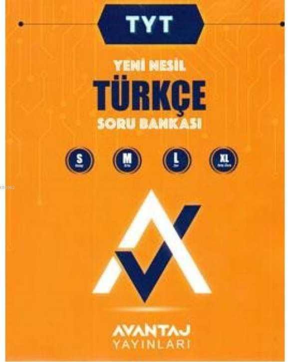 Avantaj TYT Türkçe Yeni Nesil Soru Bankası