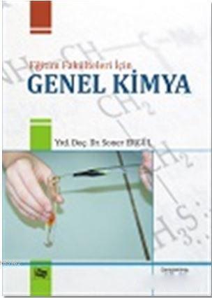 Eğitim Fakülteleri için Genel Kimya