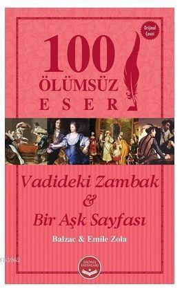 Vadideki Zambak ve Bir Aşk Sayfası