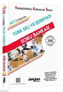 YKS-AYT 2. Oturum Türk Dili ve Edebiyatı Soru Bankası