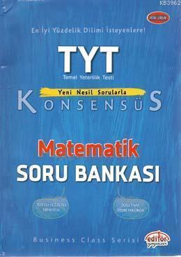 TYT Konsensüs Matematik Soru Bankası