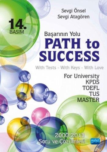 Path to Success; 2000-2013 Soru ve Çözümleri