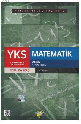 YKS Matematik Soru Bankası 2. Oturum