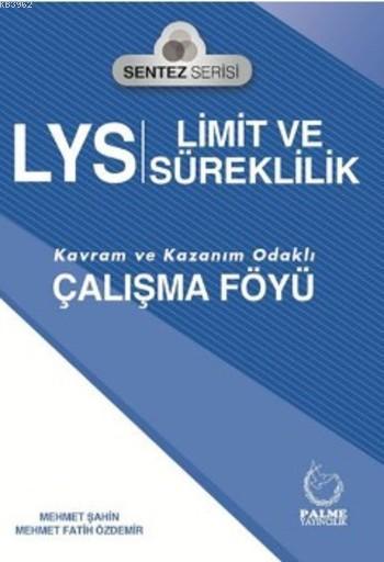 LYS Limit ve Süreklilik Çalışma Föyü