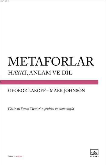 Metaforlar; Hayat, Anlam ve Dil