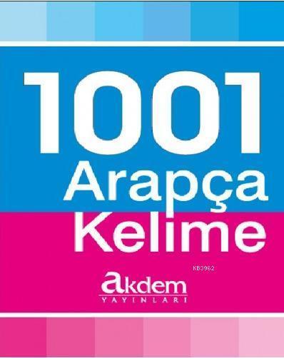 1001 Arapça Kelime Kartları