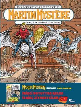 Martin Mystere Özel - 2; Genç Martin'in Maceraları / Genç Martin'in Acıları