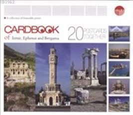 Cardbook of İzmir,Ephesus and Pergamon